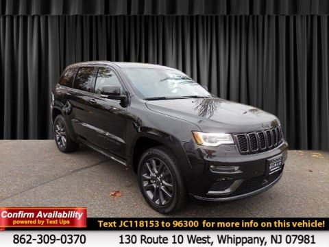 Pre-Owned 2018 Jeep Grand Cherokee High Altitude 4WD