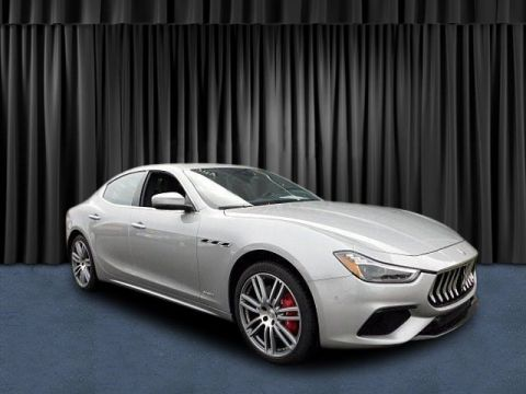 New 2018 Maserati Ghibli S Q4 GranSport AWD