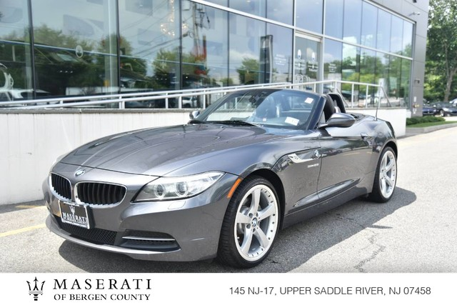 Pre-Owned 2014 BMW Z4 Convertible sDrive28i