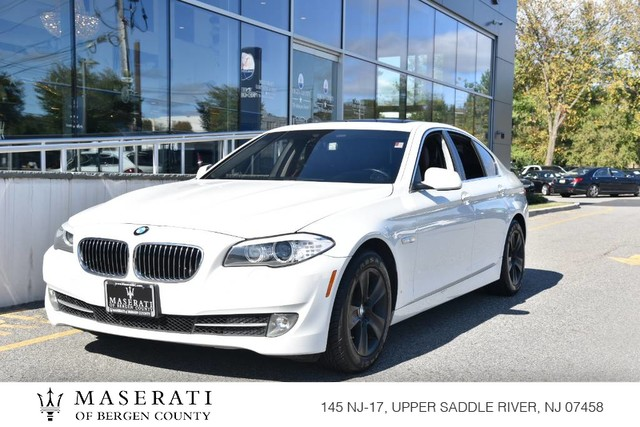 Pre-Owned 2013 BMW 528 xDrive