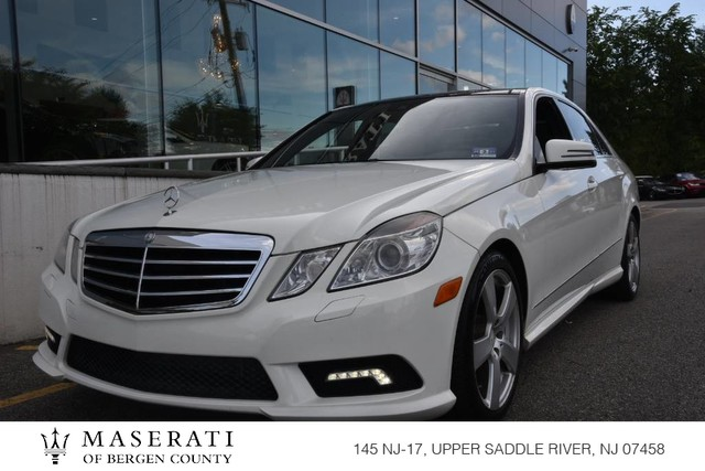 Pre-Owned 2010 Mercedes-Benz E 350 Luxury