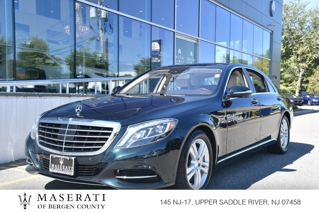 Pre-Owned 2017 Mercedes-Benz S 550 4MATIC®