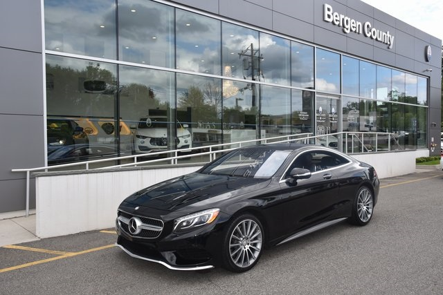 Pre-Owned 2015 Mercedes-Benz S-Class S 550 Coupe