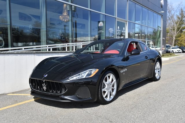 2018 Maserati Granturismo >> New 2018 Maserati Granturismo Sport 2d Coupe In Upper Saddle River