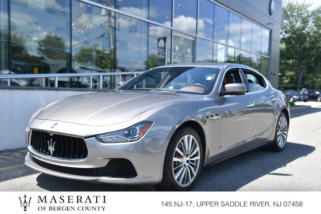 Used Maserati Ghibli Upper Saddle River Nj