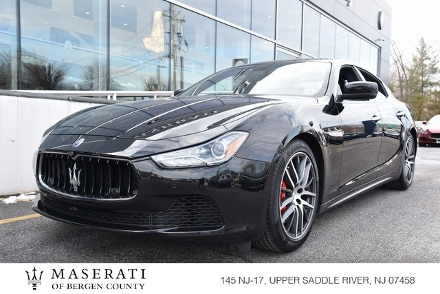 Certified Pre-Owned 2015 Maserati Ghibli S Q4 S Q4