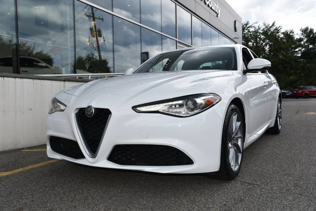 Used Alfa Romeo Giulia Upper Saddle River Nj
