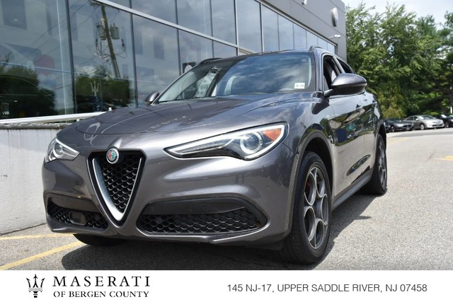 Used Alfa Romeo Stelvio Upper Saddle River Nj