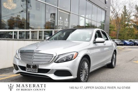 Pre-Owned 2015 Mercedes-Benz C 300 Luxury