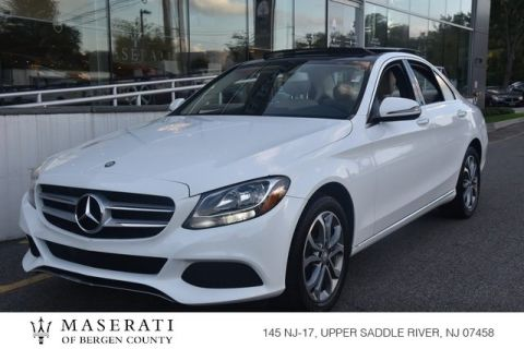 Pre-Owned 2016 Mercedes-Benz C 300 Luxury