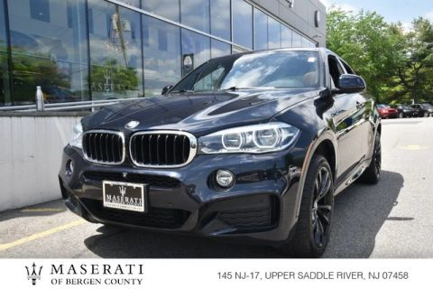 Pre-Owned 2017 BMW X6 M-SPORT xDrive35i
