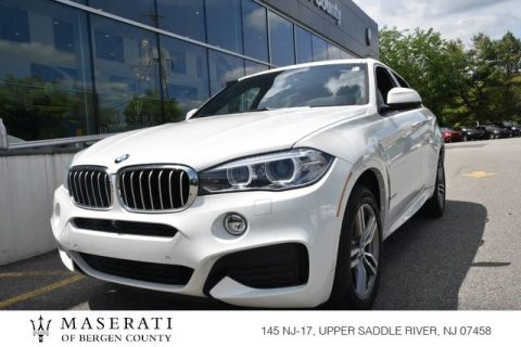 Pre-Owned 2017 BMW X6 xDrive50i