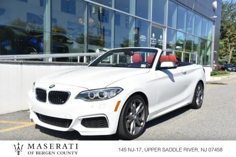 Pre-Owned 2016 BMW M235i Convertible xDrive
