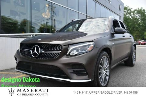 Pre-Owned 2017 Mercedes-Benz GLC 43 AMG®