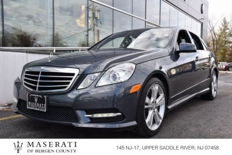 Pre-Owned 2013 Mercedes-Benz E 350 Luxury