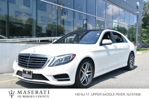 Pre-Owned 2015 Mercedes-Benz S 550 4MATIC®